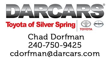 Chad Dorfman at DARCARS Toyota
