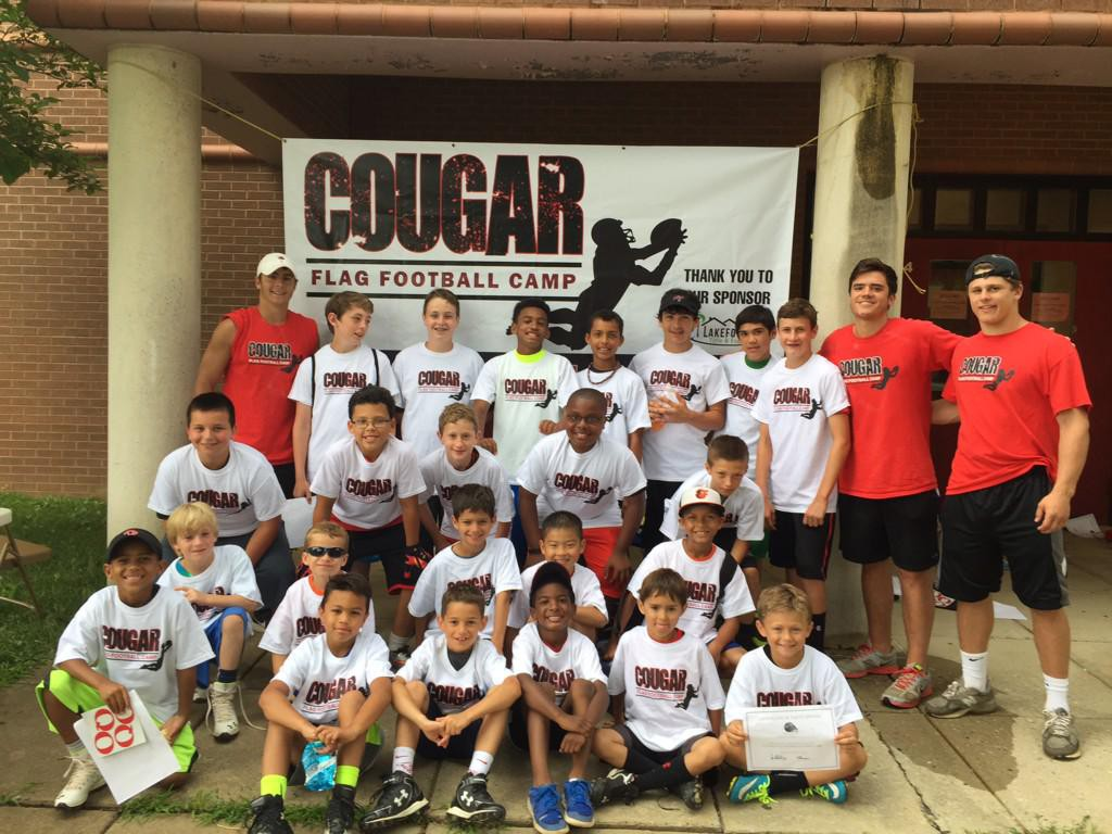 Cougar Camp Old