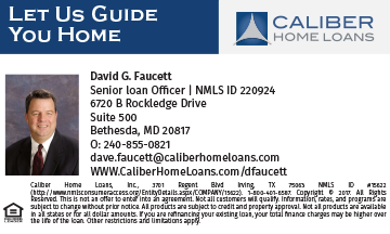 David Faucett - Caliber Home Loans
